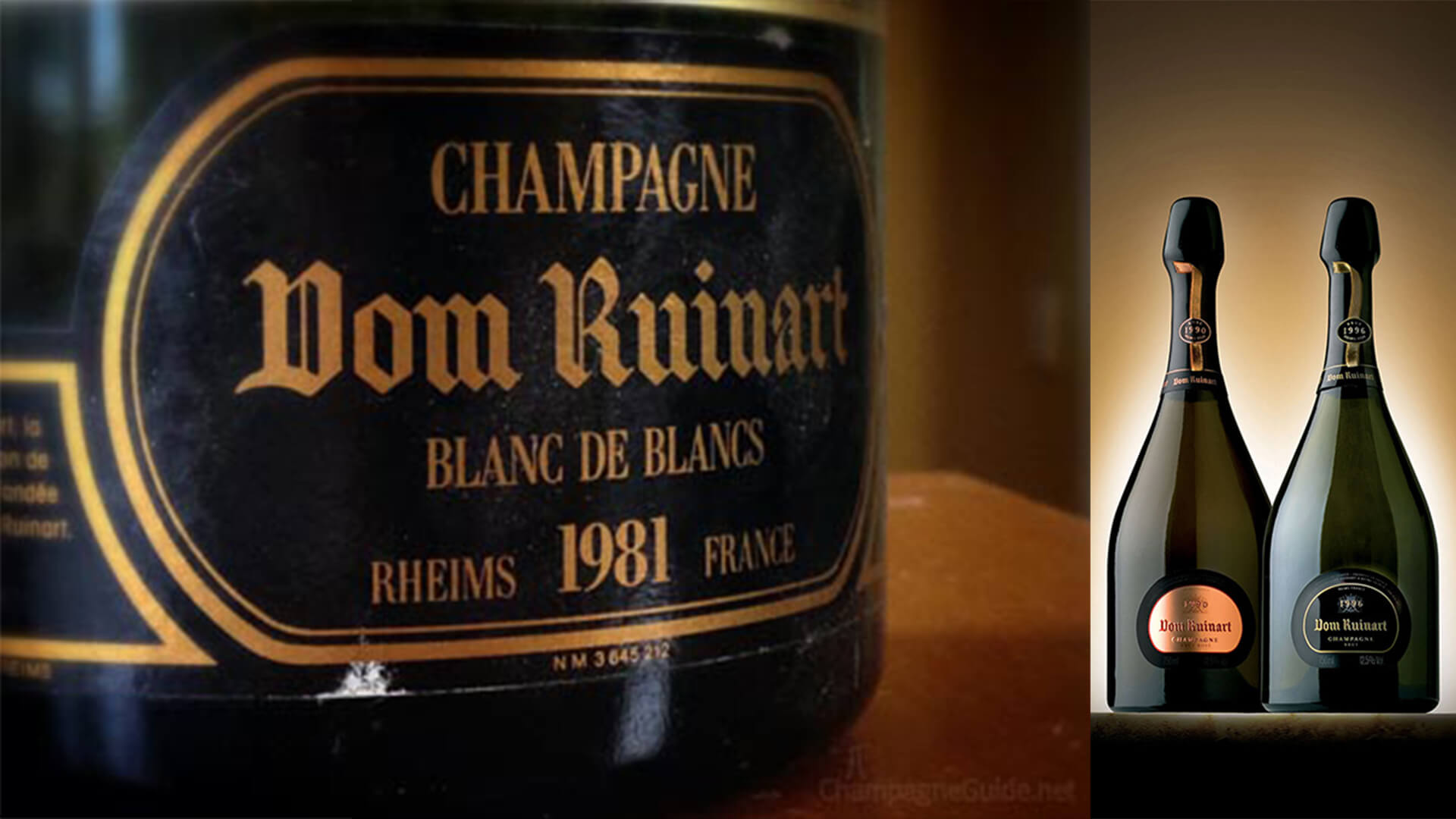 The Ultimate Ruinart Champagne Dinner