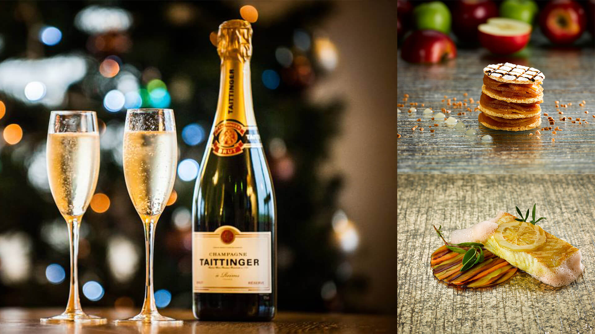 Taittinger Christmas Party Nights