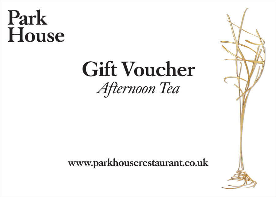 £25 AFTERNOON TEA GIFT VOUCHER