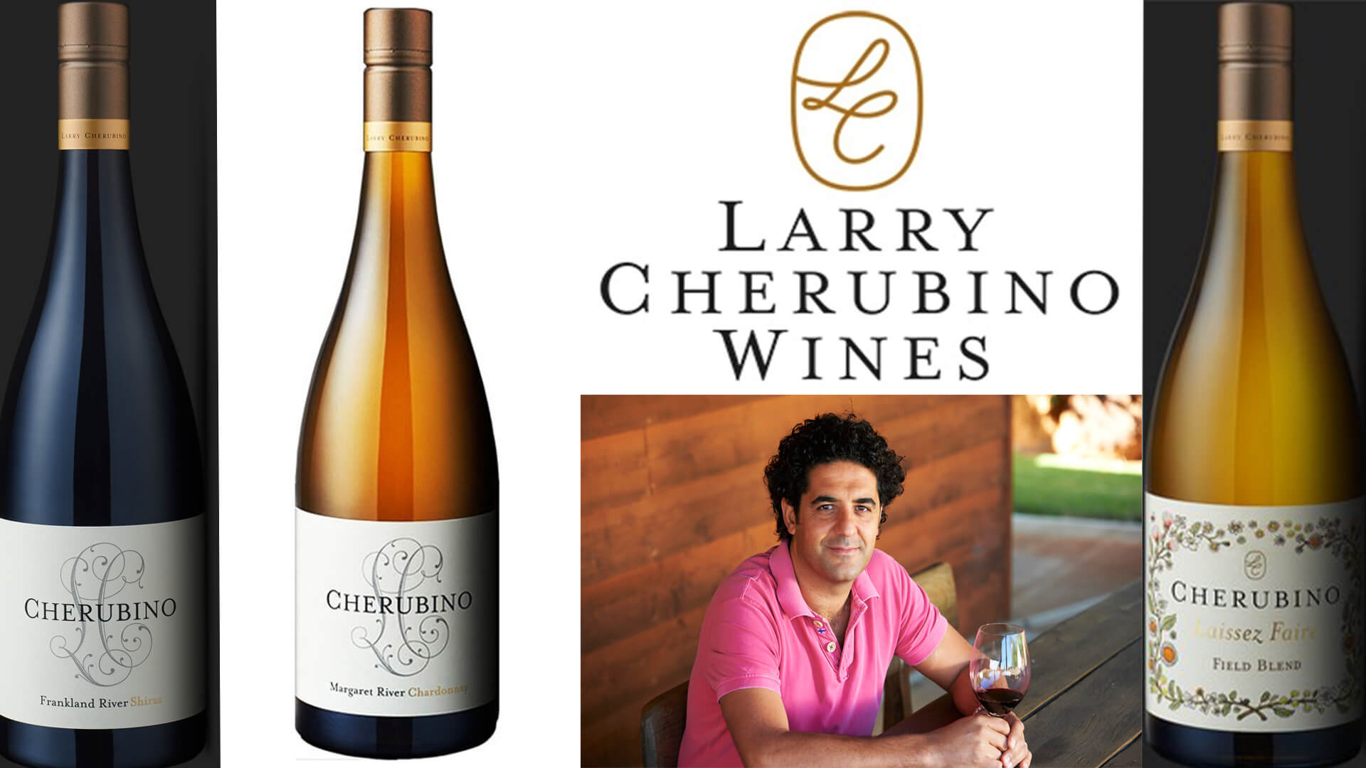 Winemaker Lunch with Larry Cherubino of Margaret River