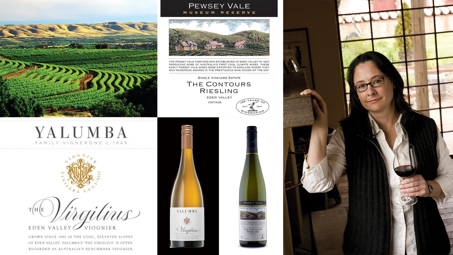 Winemaker Dinner with Louisa Rose of Yalumba, Barossa Valley