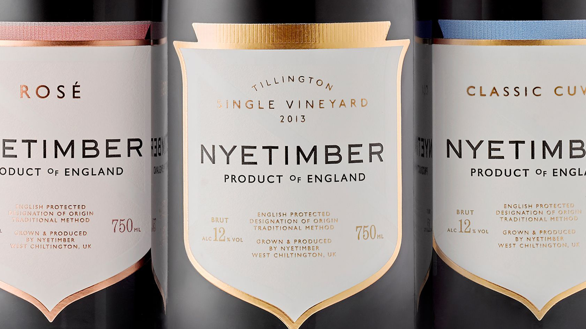 Wine Dinner with Nyetimber