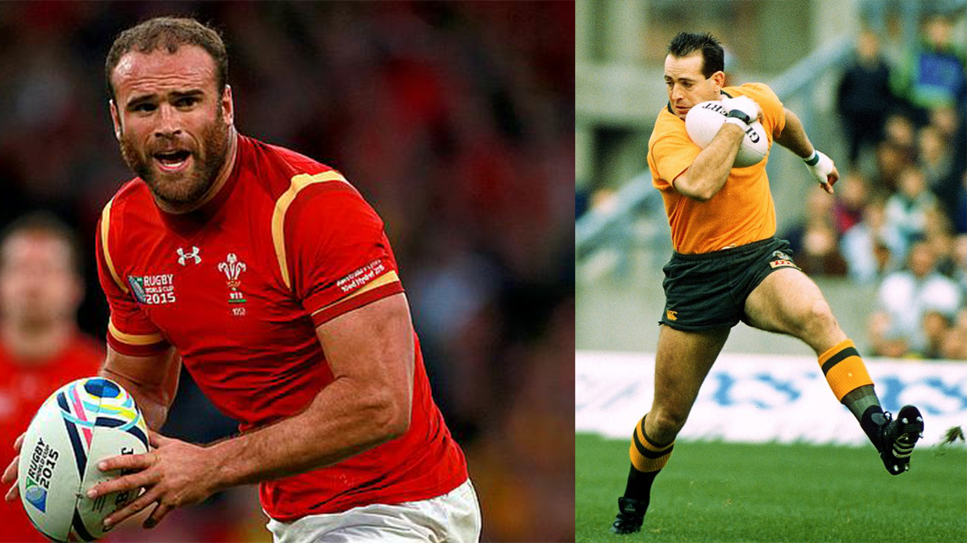 Charity Legends Lunch with David Campese and Jamie Roberts