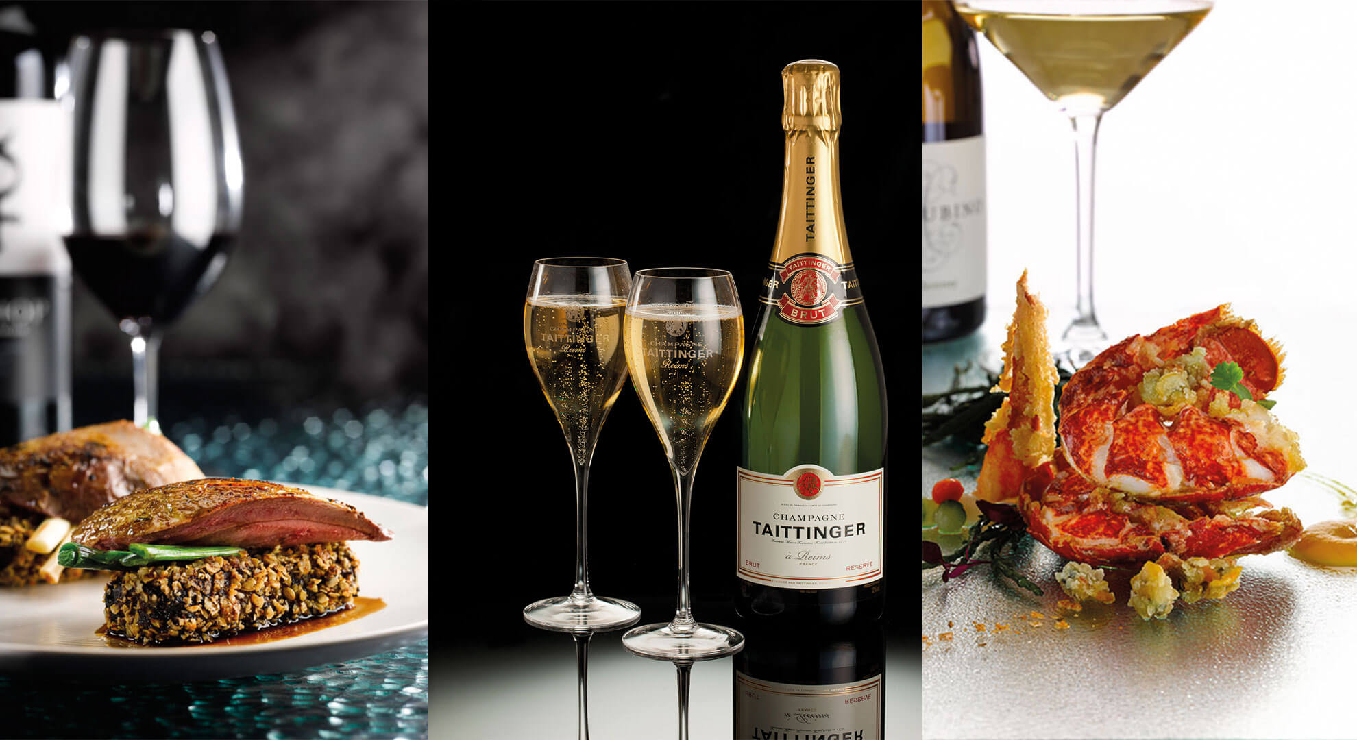 Taittinger Champagne Weekends - Incredible Lunch Offer
