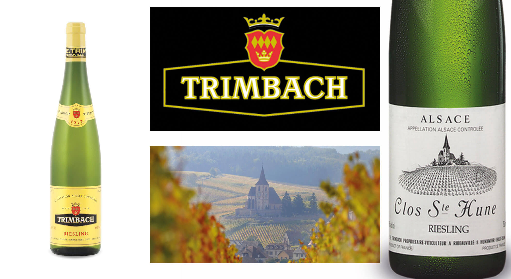 Winemaker Dinner with Jean Trimbach