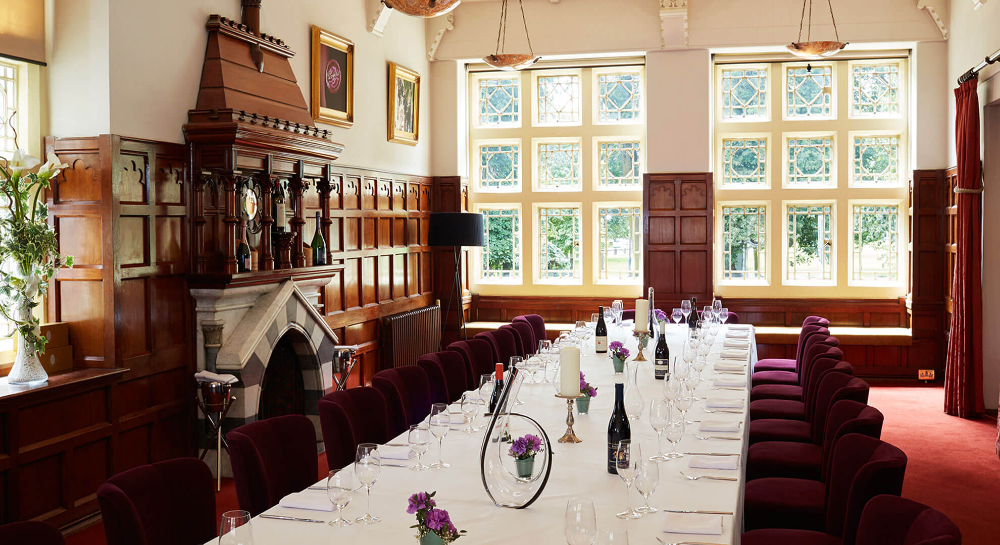 Corporate dining Cardiff