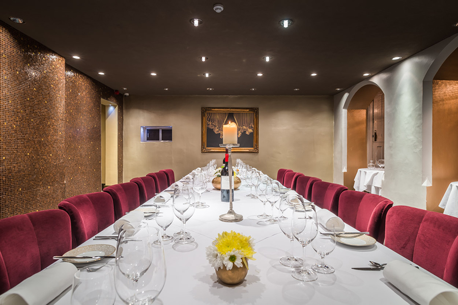 Private Dining & Hire